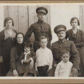 1932 Aile Fotoğrafı